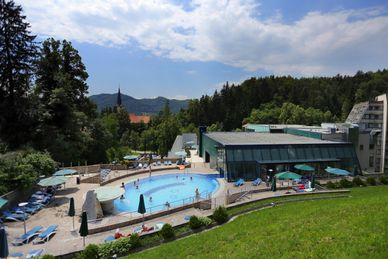 Hotel Vita Slowenien