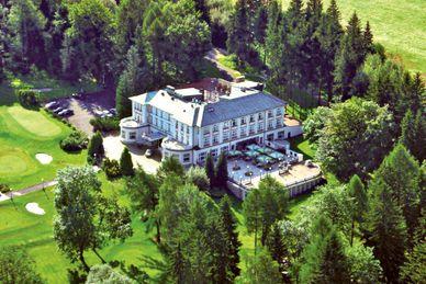 Parkhotel Golf Marienbad Tschechien