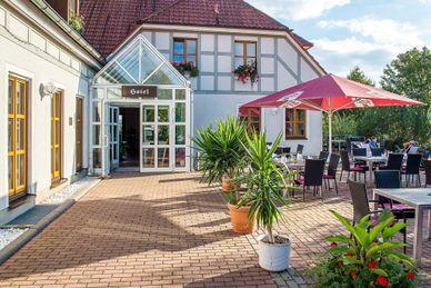 Landhotel Rhönblick Deutschland