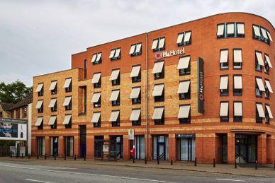 H4 Hotel Hamburg Bergedorf Deutschland