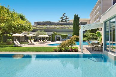 Hotel Terme Europa Italien