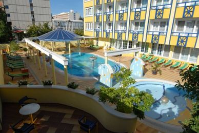 Hotel Rudolf Ungarn