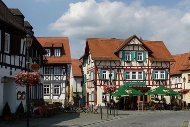 Mercure Hotel Bad Homburg Friedrichsdorf Deutschland