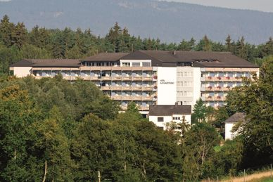 Hotel Alexandersbad Deutschland