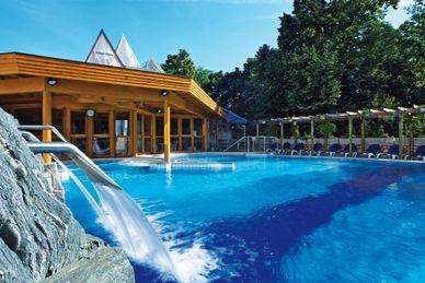 Thermal Hévíz Ensana Health Spa Hotel Ungarn