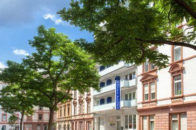 Zeit zu Zweit in Frankfurt