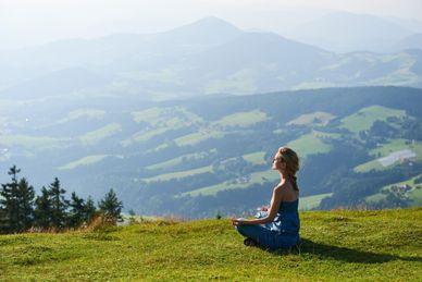Yoga Wanderreise im Baskenland im Hotel Mendi Alde Frankreich