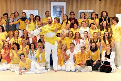 Yogalehrer*in Ausbildung intensiv - 4 Wochen im Yoga Vidya Zentrum Deutschland