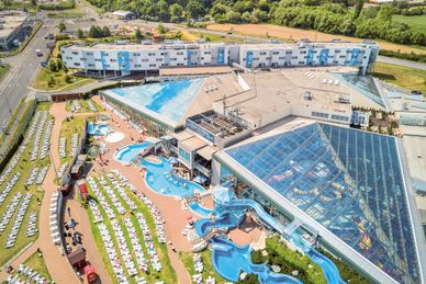 Aquapalace Hotel Prag Tschechien