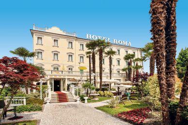 Hotel Terme Roma Italien