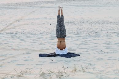 3 Tage Yoga Retreat auf Rehedyk 09.08. - 11.08.2019