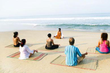 Mascot Beach Resort Indien