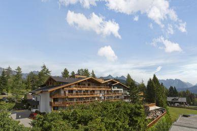 6 Tage Alpine Yoga Ayurveda Auszeit