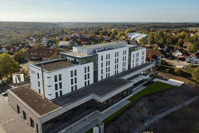 Panoramahotel Waldenburg Deutschland