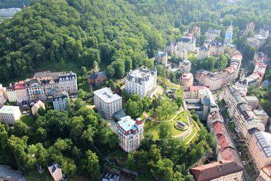 Hotel- & Kurkomplex Bristol Royal Tschechien