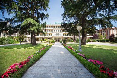 Hotel Terme Olympia Italien