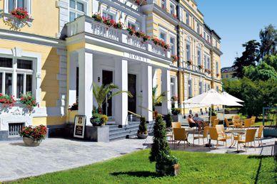 Monti Spa Hotel Tschechien
