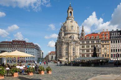 AZIMUT Hotel Dresden Deutschland