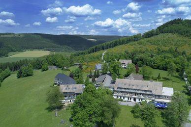 Yoga- und Wanderwoche im Berghotel Hoher Knochen  Deutschland