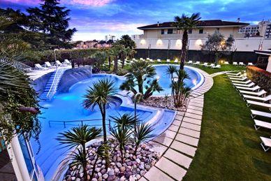 Hotel Terme Quisisana Italien