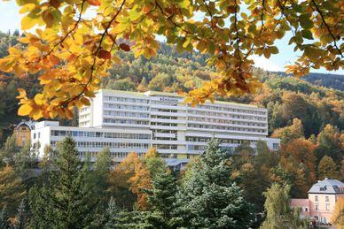 Kurhotel Behounek Tschechien