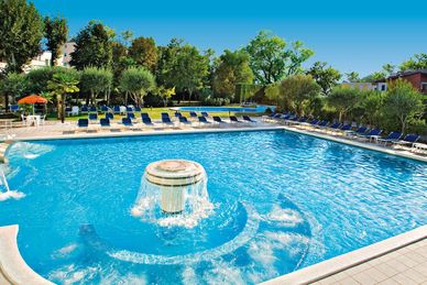 Hotel Savoia Thermae & Spa Italien