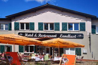 Hotel Landlust Deutschland