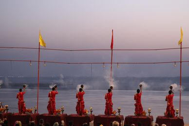 17 Tage Yoga Rundreise durch Nordindien 15.03. - 31.03.2019
