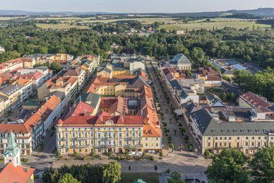 Kurhaus Savoy Tschechien