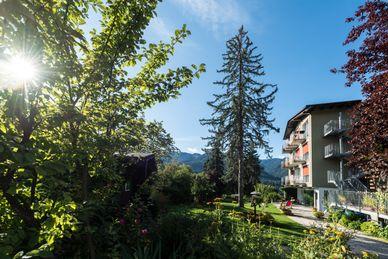 Yoga im Eco Park Hotel Azalea Italien