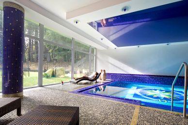 Spa & Wellnesshotel St. Moritz Tschechien