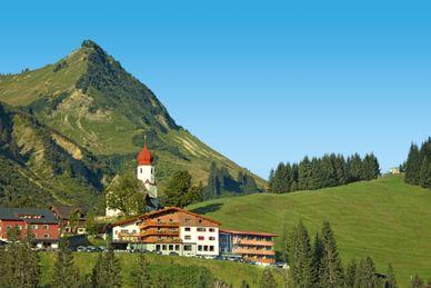 Boutique Hotel die Mittagspitze Österreich