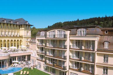 Falkensteiner Hotel Grand MedSpa Marienbad Tschechien