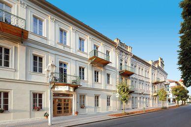 Spa & Kurhotel Praha Tschechien