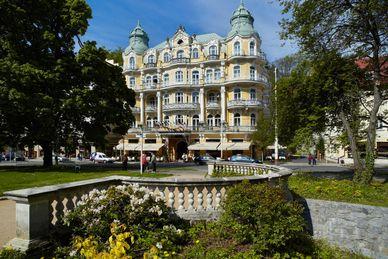 Orea Spa Hotel Bohemia Tschechien