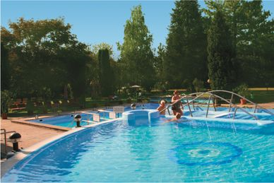 Ensana Thermal Sárvár Health Spa Hotel  Ungarn