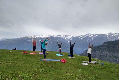 16 Tage Yoga Trekking und Kloster Retreat 15.05. - 30.05.2021