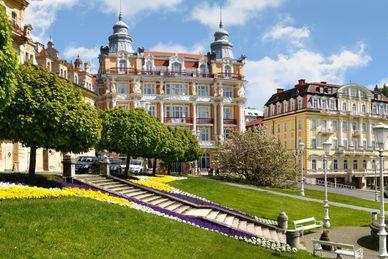 Hvězda Ensana Health Spa Hotel Tschechien