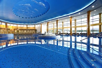 Hotel Izvor Serbien