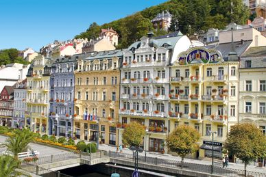 Karlovy Vary Stay