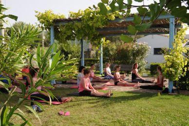 Yoga & Fitness auf Sardinien im Sa Prata Hotel & Resort  Italien