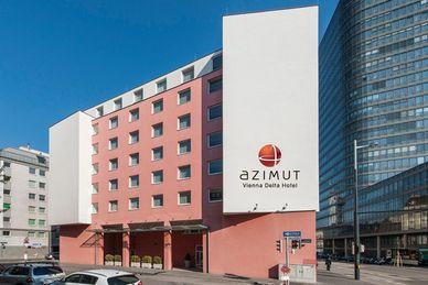 Azimut Hotel Wien Österreich