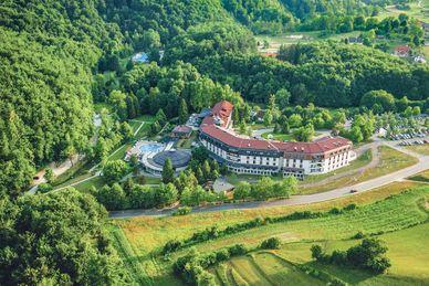 Hotel Vitarium Slowenien