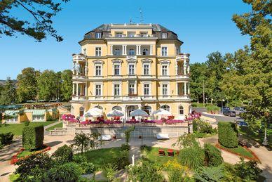 Kurhotel Imperial Tschechien