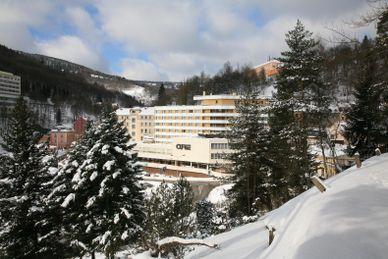 Kurkomplex Curie Tschechien
