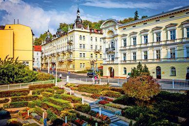 Hotel Reitenberger Tschechien