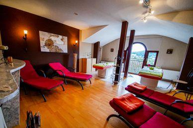 Träumen & Entspannen zu Zweit in Bad Kissingen