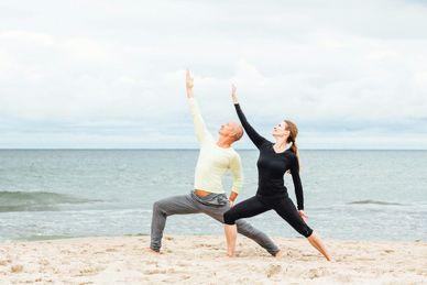 Yogisches Fasten und Entspannung an der Ostsee im F.X. Mayr-Gesundheitszentrum Deutschland