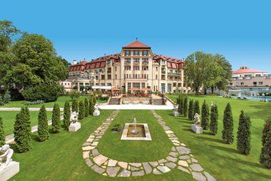 Thermia Palace Ensana Health Spa Hotel Slowakei