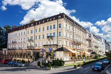 Kurhaus Kriván Tschechien